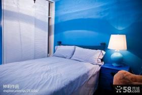 6平米超小卧室衣柜移门装修图片