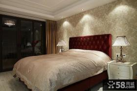 低调奢华新古典卧室布置