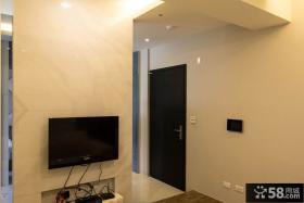 现代简约设计室内电视背景墙效果图大全