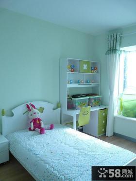 小户型儿童房儿童家具效果图