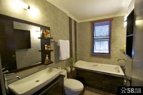 两室一厅客厅沙发背景墙装修效果图