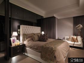 美式风格装修设计卧室图片大全欣赏