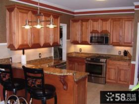 厨房橱柜装修效果图片