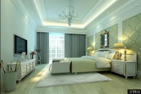 超大卧室吊顶装修效果图