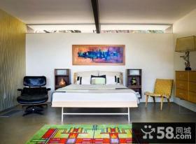 50平米小户型现代风格客厅装修效果图大全2012图片