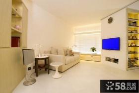 日式装修二居室设计效果图