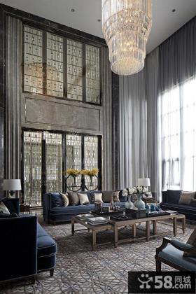 奢华新中式别墅设计案例