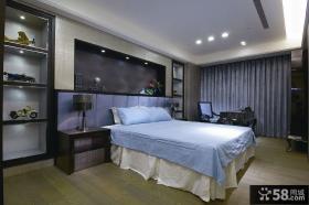 豪华欧式卧室设计装修效果图大全
