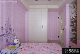 简约风格儿童房装饰设计效果图