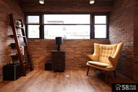 美式风格三居室创意设计图