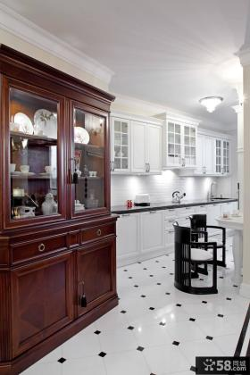 精致现代厨房设计