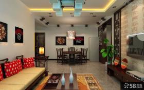中式古典客厅装修