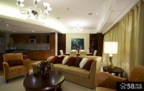 欧式客厅灯具大全图片