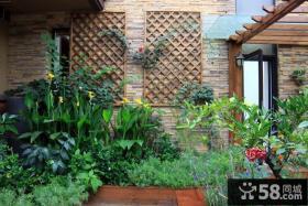 家居露台花园设计