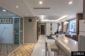 中式简约装修风格二居室设计