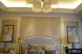 美欧风格床头灯具图片