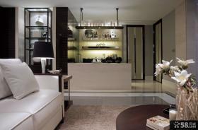 美式风格室内设计样板房图片欣赏
