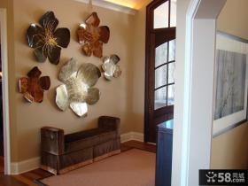别墅装饰墙效果图