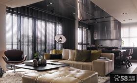 后现代风格室内设计效果图欣赏大全