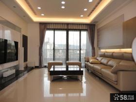 现代风格室内公寓装修效果图大全