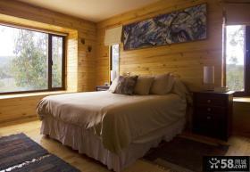 日式复式卧室装修设计图片欣赏