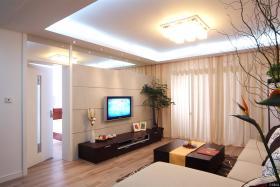 2015简约客厅装修案例