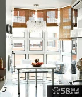 家装设计室内飘窗效果图