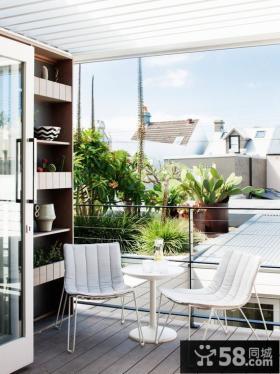二楼阳台花园设计