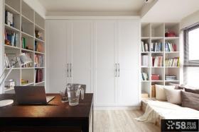 简约风格100平米二居室装修效果图大全