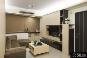 现代风格两室两厅设计图欣赏大全