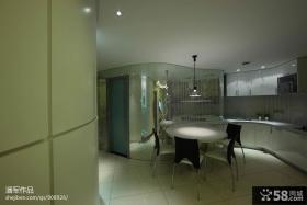 厨房餐厅一体设计