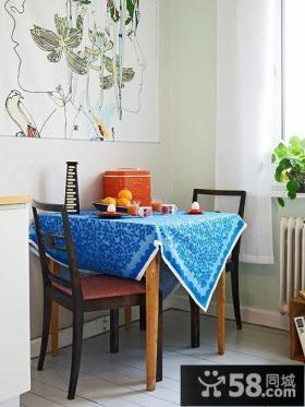小户型餐厅装饰效果图片