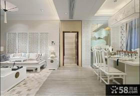 摩登简约新中式家居设计
