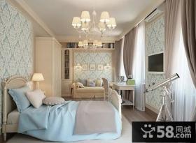 欧式主卧室装修效果图大全2012图片 卧室吊顶装修效果图