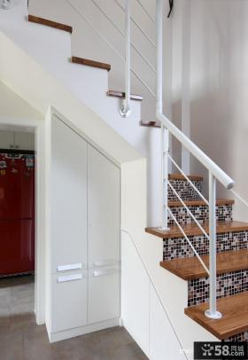 小复式楼装修效果图玄关装修效果图