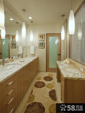 别墅现代欧式装修效果图 欧式风格装修效果图