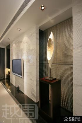 现代风格客厅装饰摆件图片