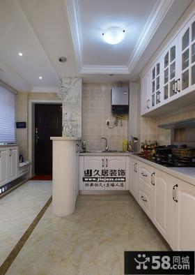 欧式风格厨房设计图片大全