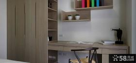 后现代风格家装室内书房图片欣赏