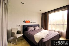 10平米现代卧室装修效果图片