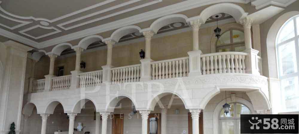 别墅柱子装修效果图
