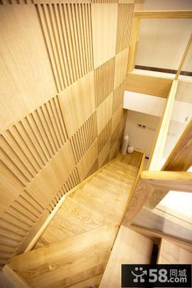 中式现代复式家居装饰效果图片