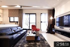 2015现代风格三居室图片欣赏大全