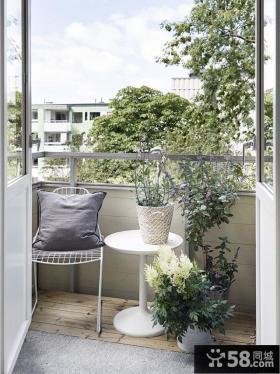 2平米小阳台装修设计