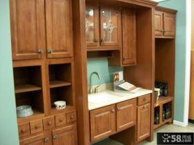 厨房橱柜设计装修图片大全欣赏