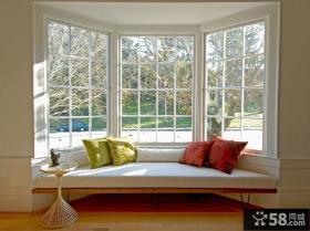 简约设计室内飘窗图片欣赏