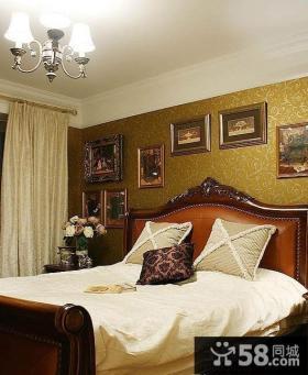 古典欧式卧室装修图大全