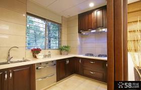 简约厨房橱柜效果图欣赏
