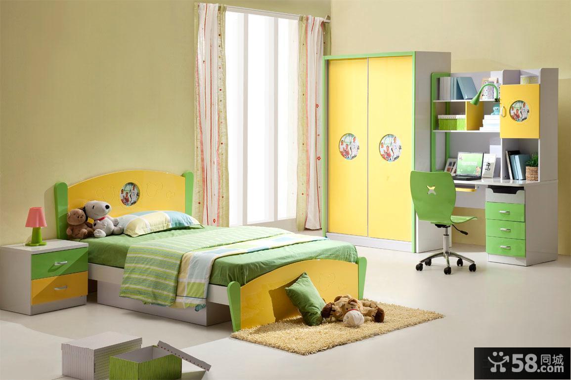 豪华别墅儿童房间设计