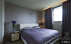 现代家装设计时尚卧室效果图